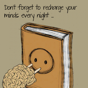recharge your minds