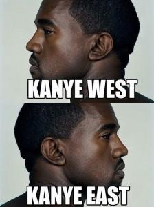 Kanye West-east