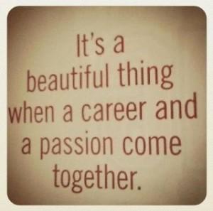 career-passion