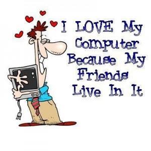 friends live computer