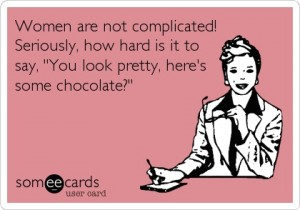 women uncomplicated