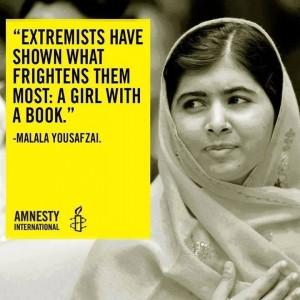 Malala extremists