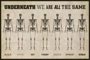 all the same