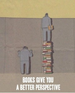 books perspective