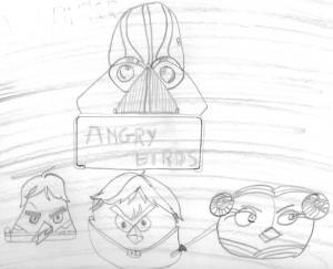 dessin-Ibtissam6B-angry birds