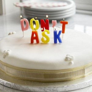 don-t ask age candles