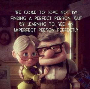 love imperfect