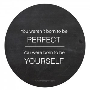 not perfect-yourself