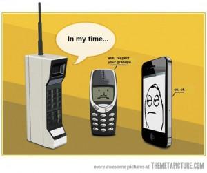 phone grandpa
