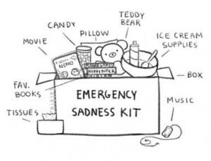 sadness kit