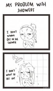 shower problem