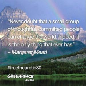 small group change world