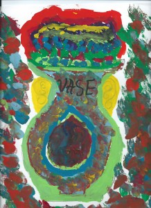 Ibtissam-vase
