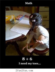 Math-toes