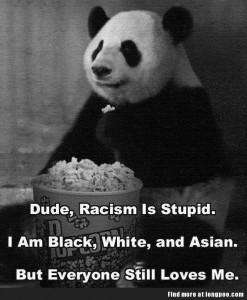 panda-racism