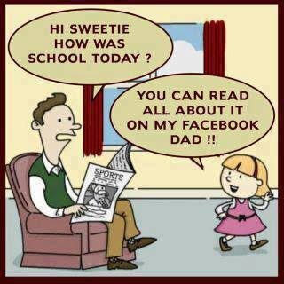 read facebook dad