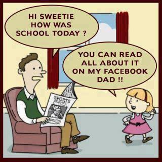 read facebook dad
