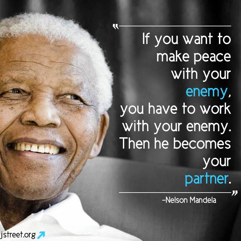 Mandela-peace-enemy