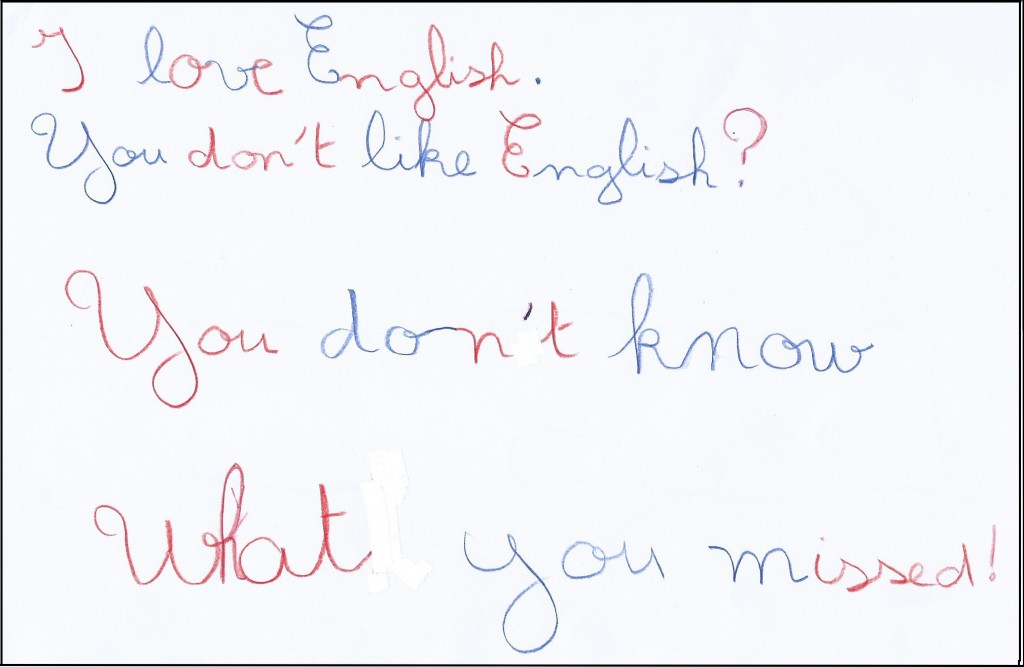 Mohamed-I love English