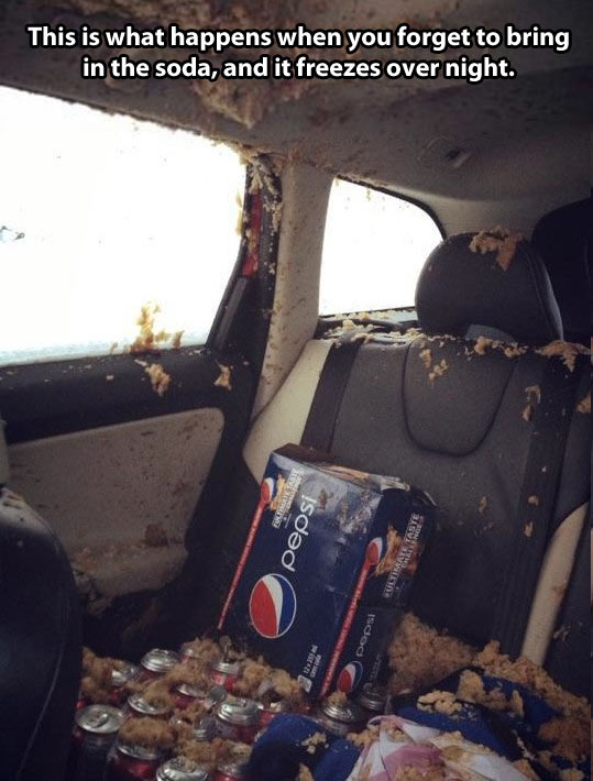 soda-freezed-car