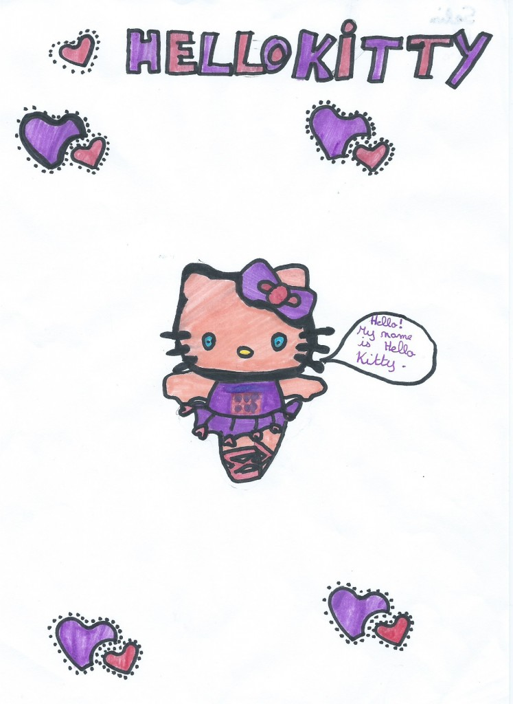 Selin-Hello Kitty