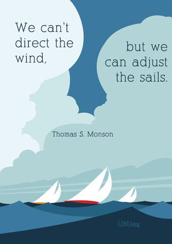 direct the wind