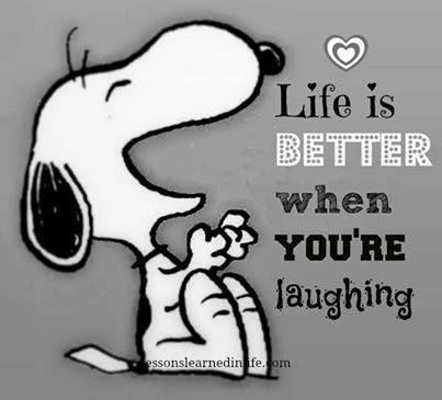 life-better-laughing