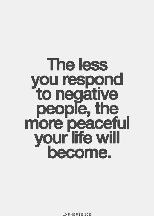 not-respond-negative
