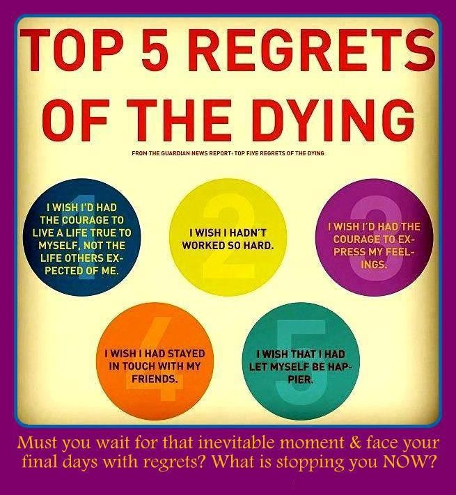regrets-dying