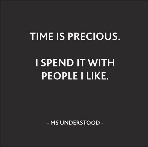 time-precious