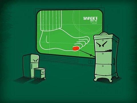 toe-target