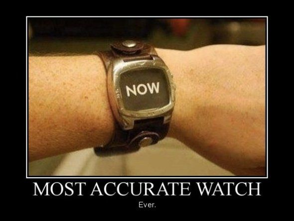 watch - most accurate