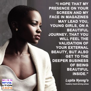 Lupita - black girls beautiful