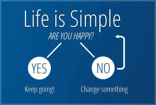 life - change