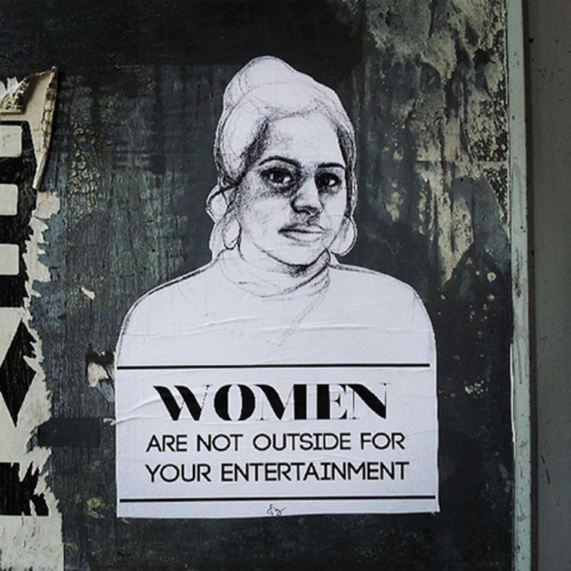 women-not for entertainment