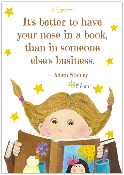 better nose in book