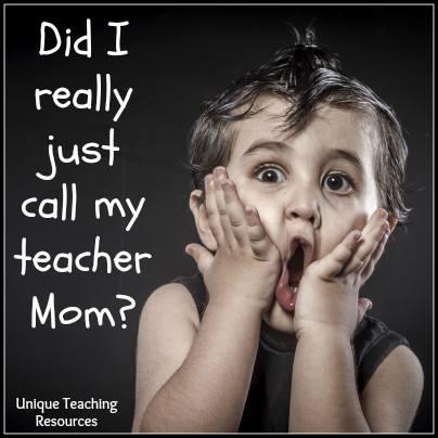 call teacher mom