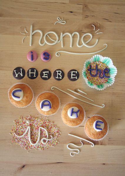 home-cake