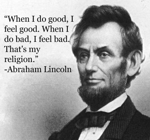 Lincoln good-bad