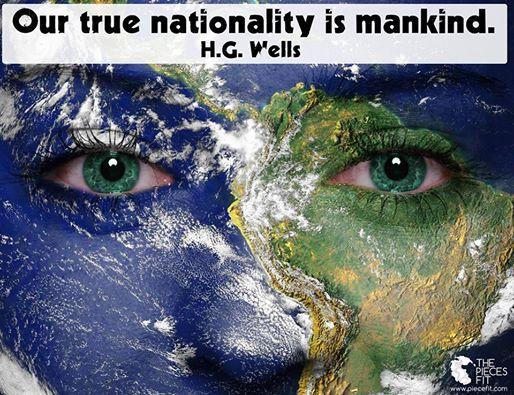 mankind-H G Wells