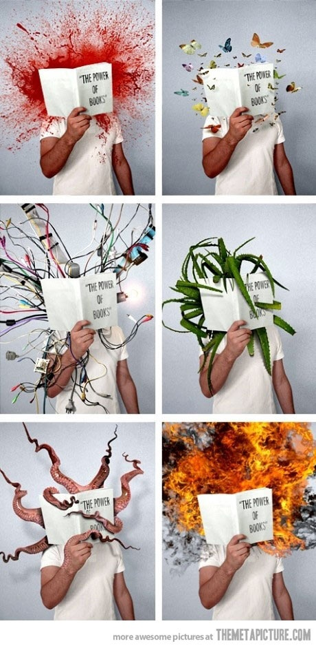 power of books