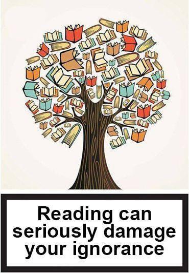 reading-damage ignorance