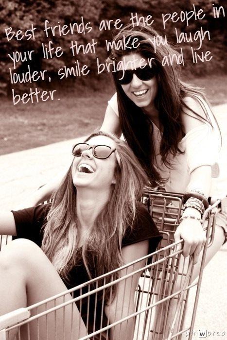 best friends effect
