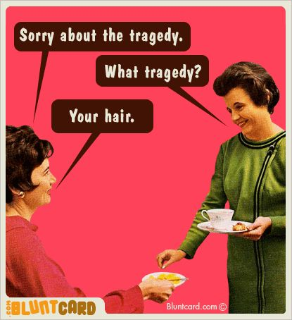hair tragedy