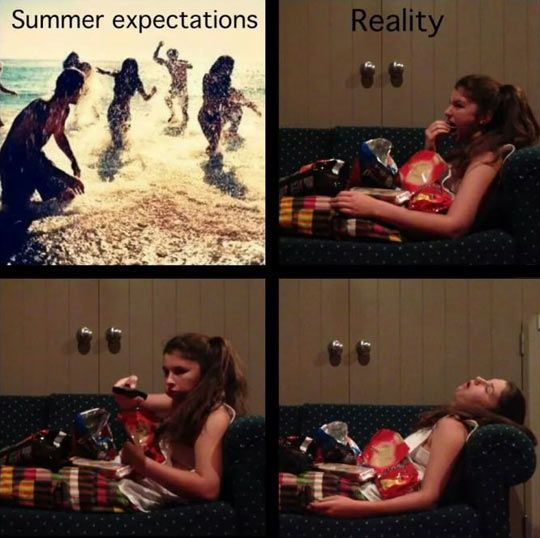 summer expectation