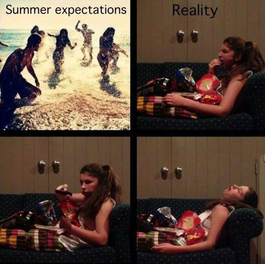 summer expectation