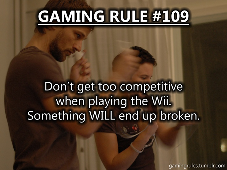 wii competitive