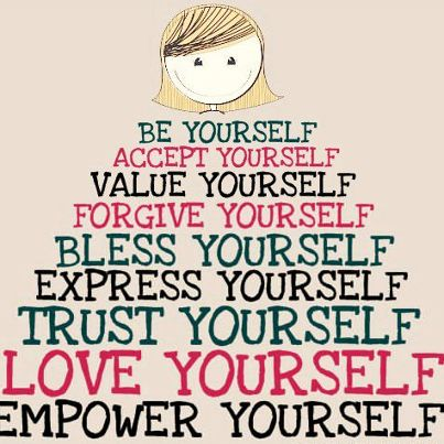 be-yourself-list