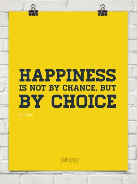 happiness-choice