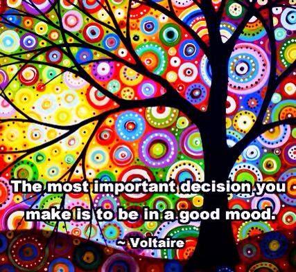 voltaire - good mood